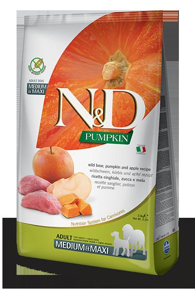 N&D Pumpkin Boar & Apple