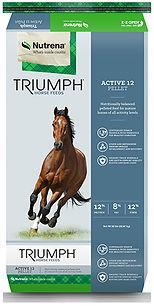 Triumph 12% Pellet