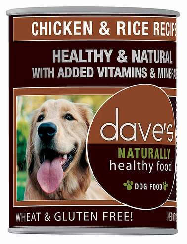Dave's Naturally Chicken & Rice