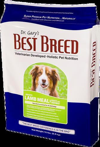 Best Breed Lamb with Fruit + Veg