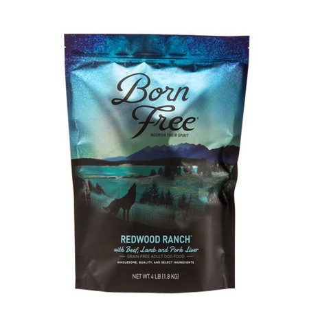 Born Free Redwood Ranch