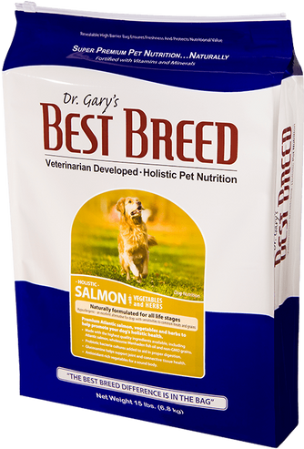 Best Breed Salmon with Vegetables