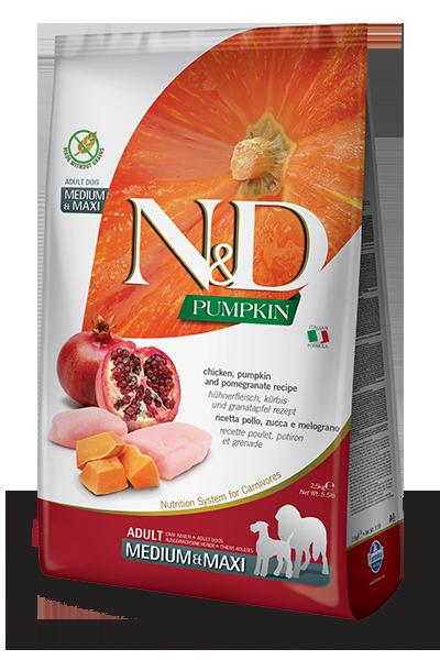 N&D Pumpkin Chicken & Pomegranate