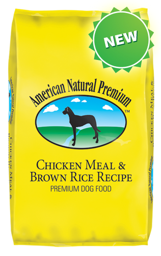 American Natural Chicken & Rice