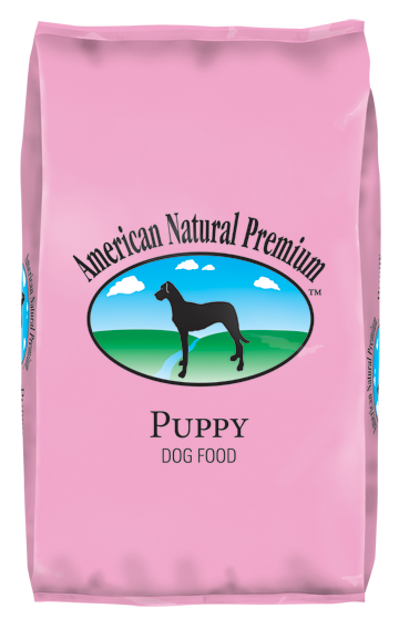 American Natural Puppy