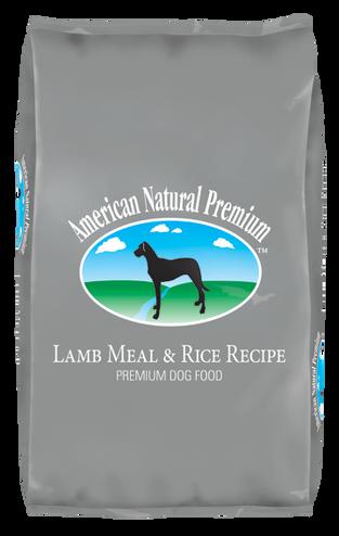 American Natural Lamb & Rice