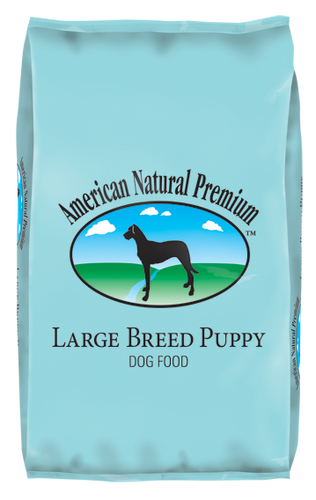 American Natural Large Puppy