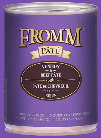 Fromm Venison & Beef Pate