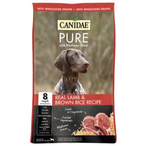 Canidae PURE Lamb & Brown Rice`