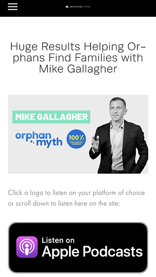 Innovation and Leadership X Mike Gallagh