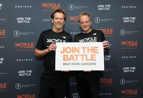 Actor Kevin Bacon, Composer Michael Bacon