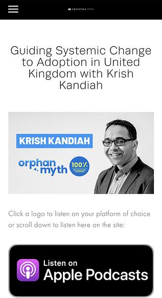 Innovation and Leadership X Krish Kandia