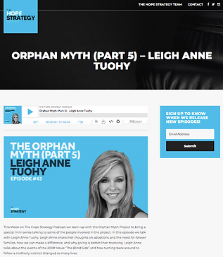 5. Hope Strategy Podcast x Leigh Anne To