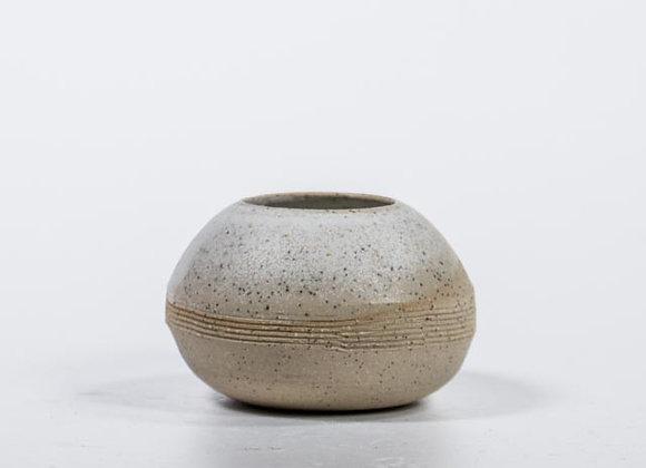 Textured Small Bud Vase