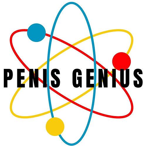 PENIS GENIUS tshirt
