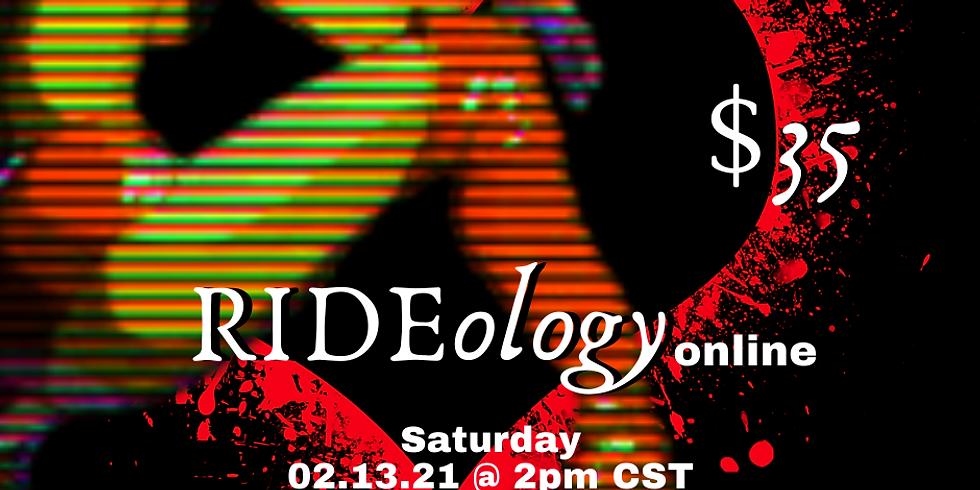 RIDEology - Valentine's Day Edition