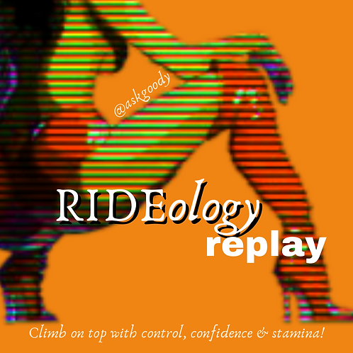 RIDEology 2020 Replay