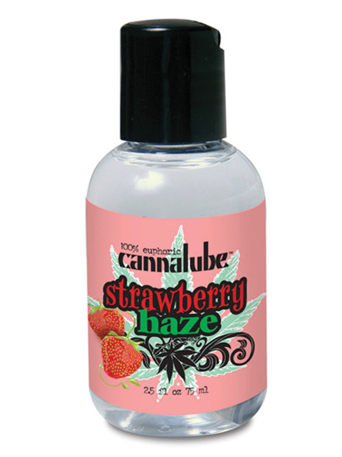 Cannalube Flavored Lubricant