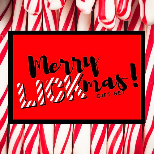 Merry LICKmas! Gift Set