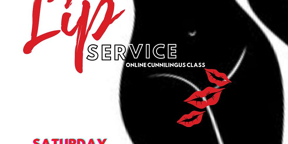 Lip Service in VULVember