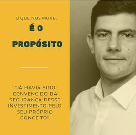 Depoimento do investidor: Fernando Vidal