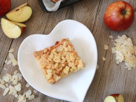 Apfelblechkuchen