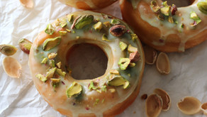 Pistazien Donuts