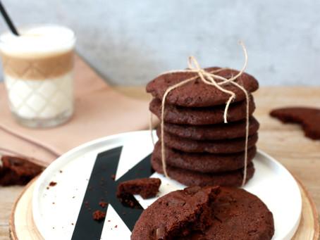 Double Chocolatechip Cookies