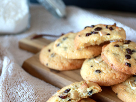Chocolatechip Nut Cookies