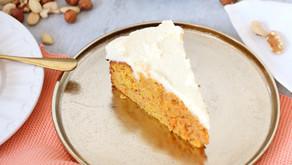 Gesünderer Carrot Cake