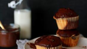 Schoko Cheesecake Muffins