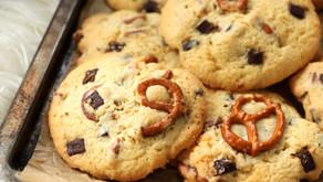 Brezele Chocolatechip Cookies