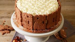 Spekulatius Cheesecake (no bake)