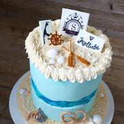 Sylt Faultline Cake