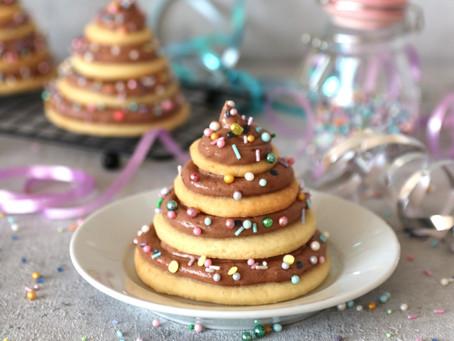 Mini Cookie Cakes