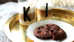 Chocolatechip Salted Caramel Cookies