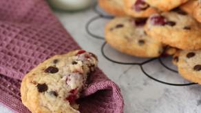 Cheery Chocolatechip Cookies