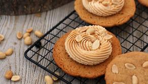 Peanutbutter Cookie Sandwiches
