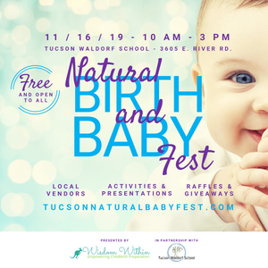 Tucson's Natural Birth and Baby Fest