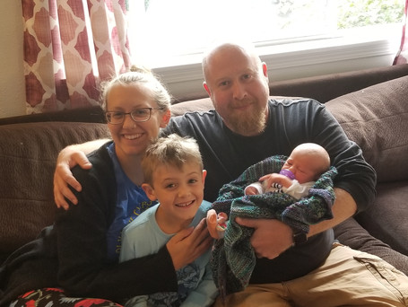 The Sandver Family