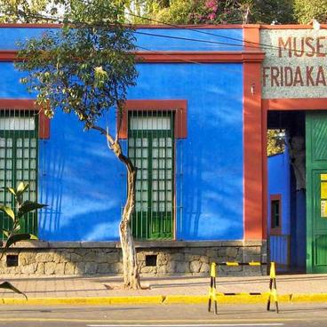 Museo Frida Kahlo (Casa Azul)