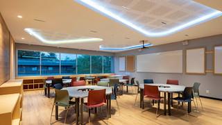 Cim Ort Salones de Primaria por ARCO Arquitectura Contemporánea