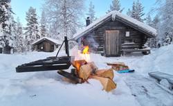 arctic circle cabin