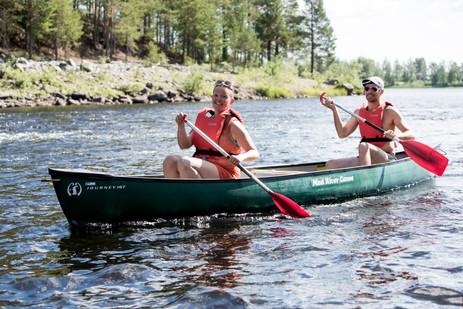 canadian canoe at the camp.jpg