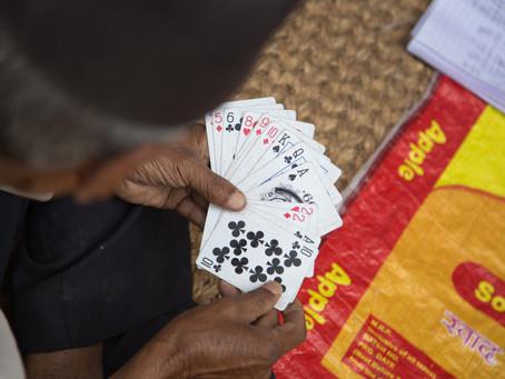 Medium: The Cards Dealt