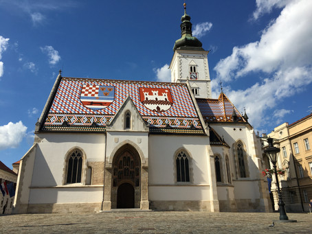 Touching down in Zagreb: the fortieth birthday trip begins