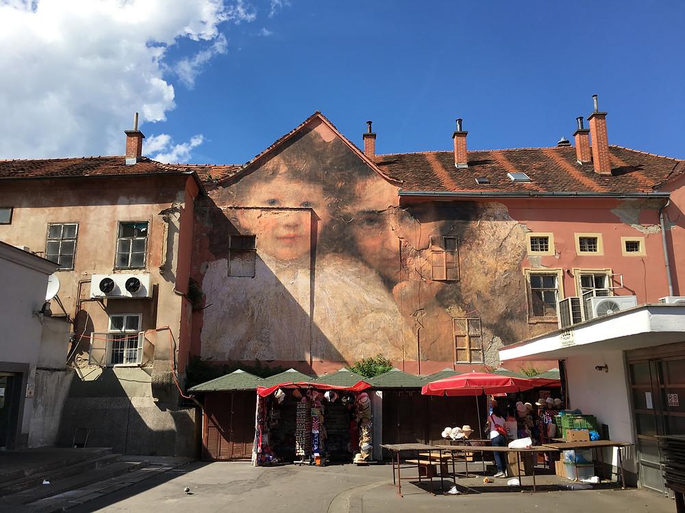 Upper Town, Zagreb