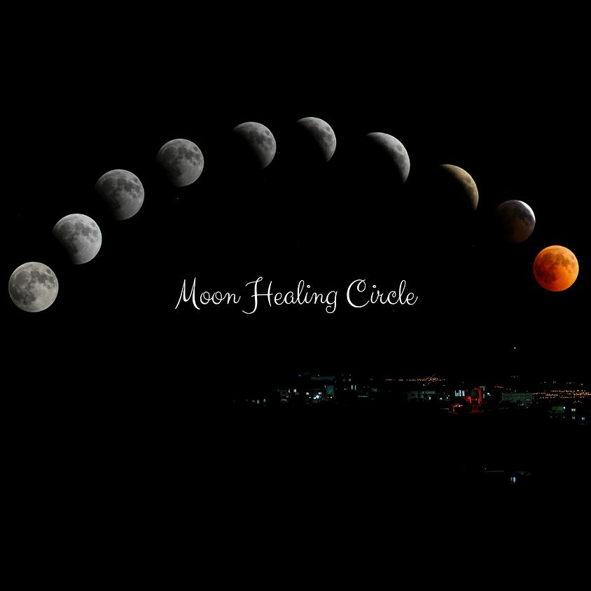 Moon Healing Circle