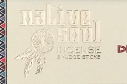 Native Soul: White Sage & Dragon's Blood