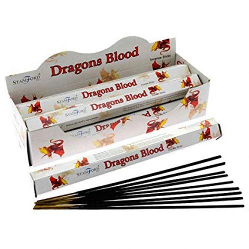 Incense: Dragons Blood